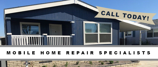 mobile home improvements